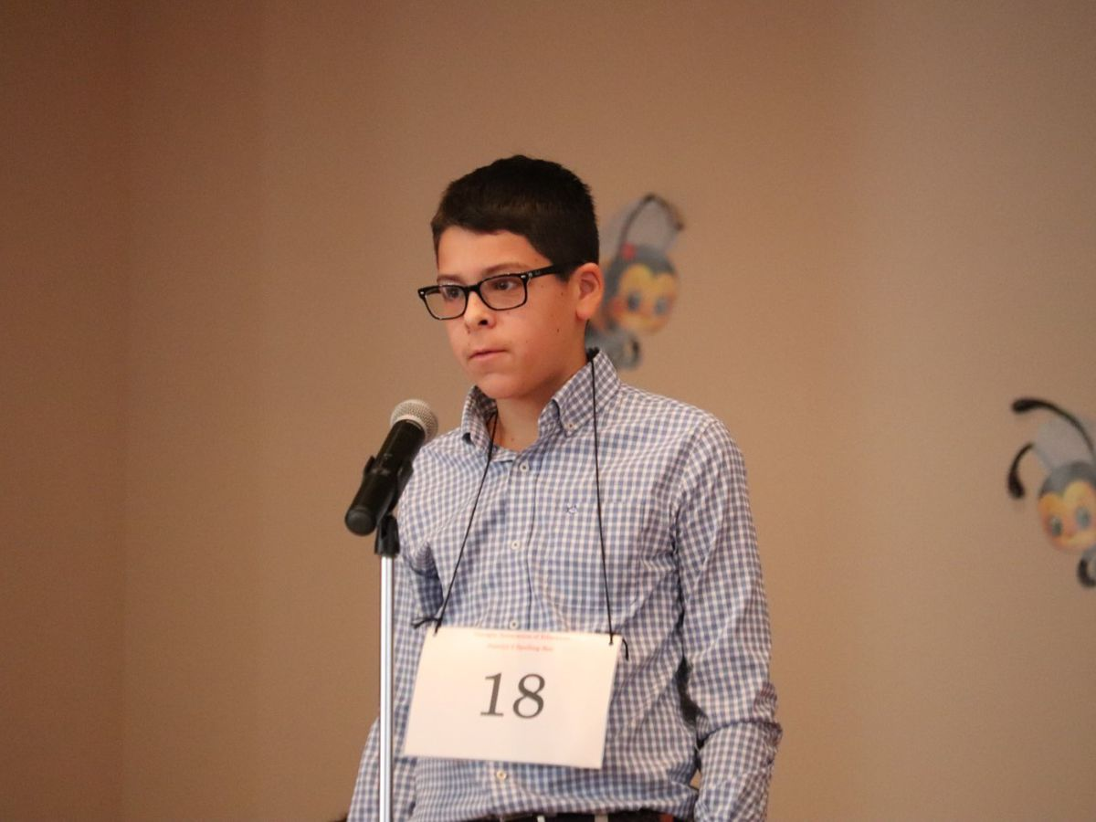 St. Anne-Pacelli Catholic School sixth grader wins regional spelling bee