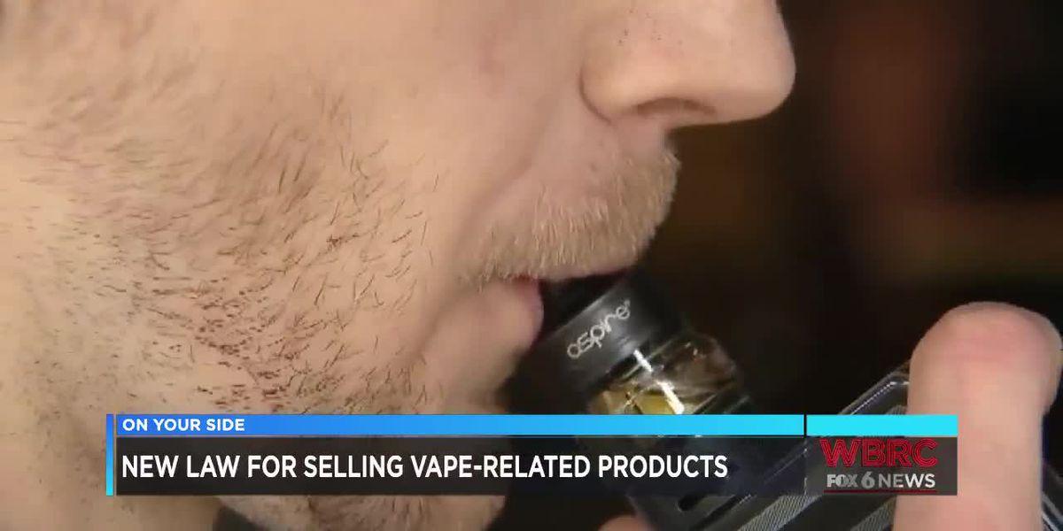 Officials set to enforce new Alabama vaping laws