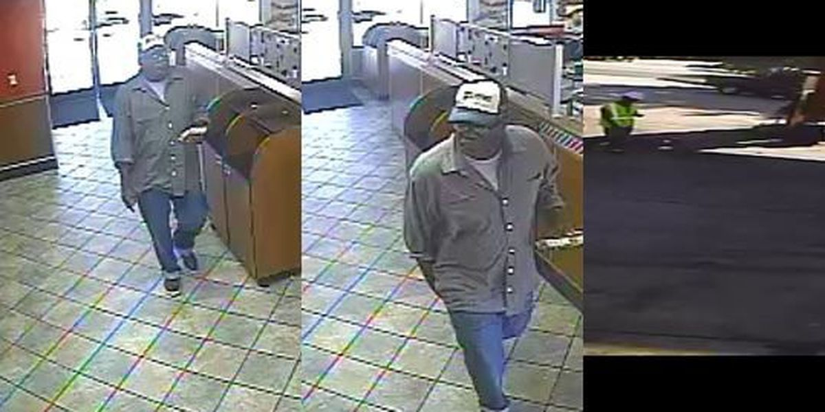 Opelika police search for men in connection to stealing from Grub Mart