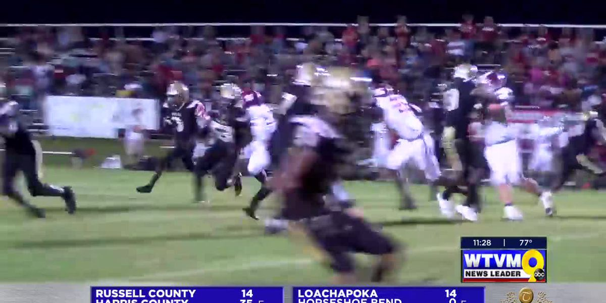 Sports Overtime Play of the Week: Lanett's Same Old Story