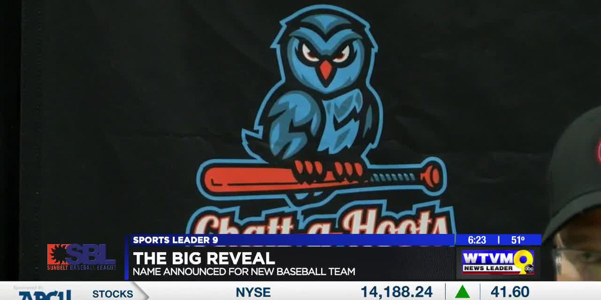 The vote is in: Columbus baseball team reveals new name, logo