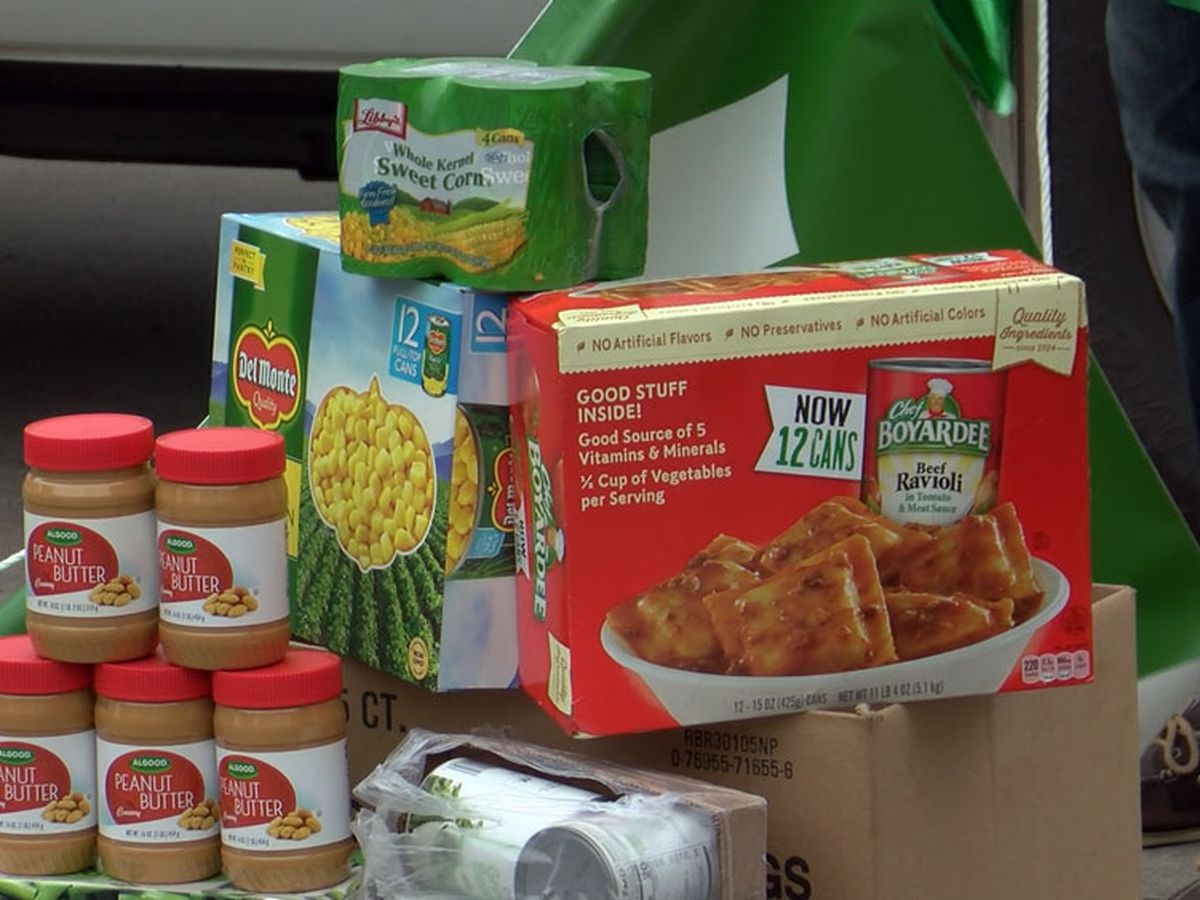 Harris County School District continues food distribution program, several changes