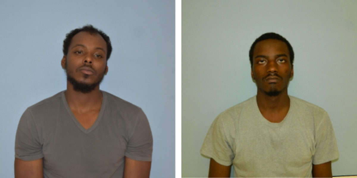 Auburn police arrest men from N.Y., S.C. on multiple charges