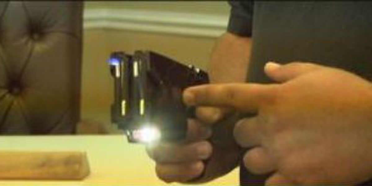 Lawmakers consider bill to allow tasers on GA campuses