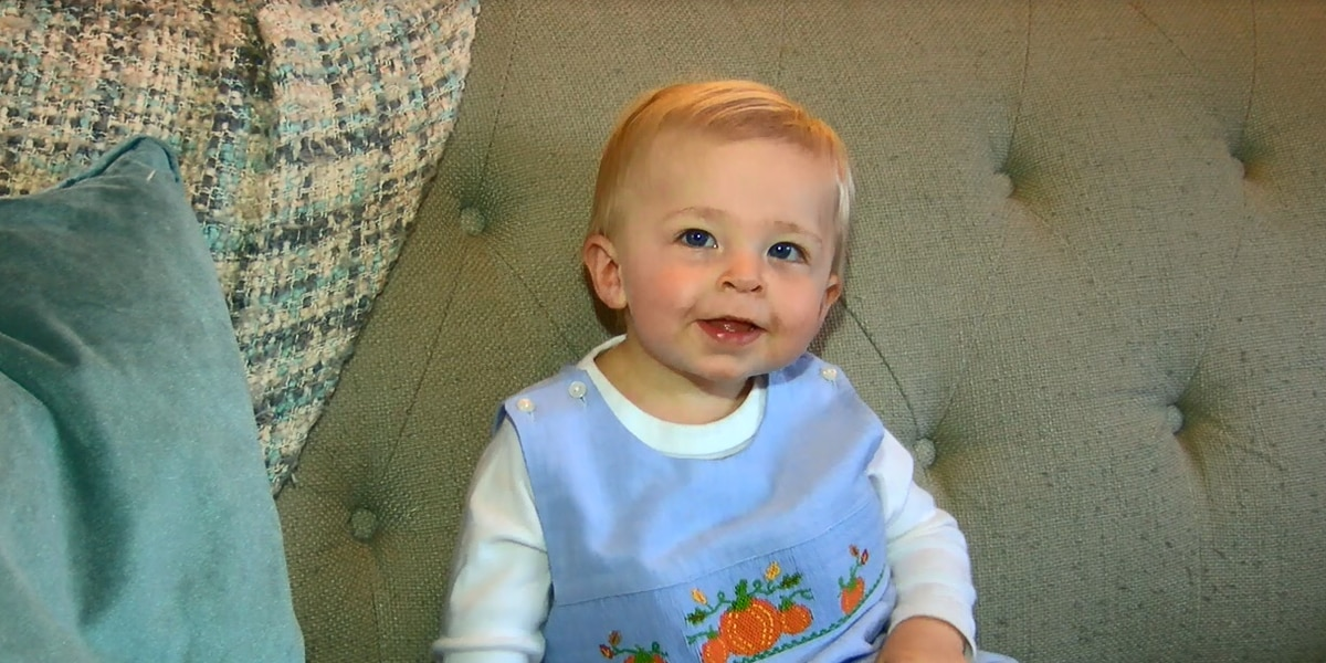 Columbus mother shares story of 1-year-old son diagnosed with diabetes