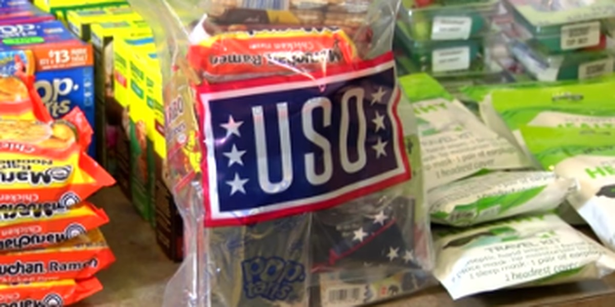 MILITARY MATTERS: Army mom sending holiday care packages to soldiers overseas