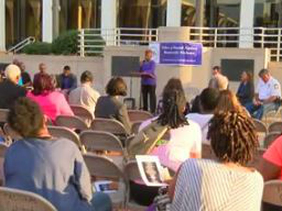 Hope Harbour hosts 5th annual domestic violence walk and remembrance ceremony in Columbus