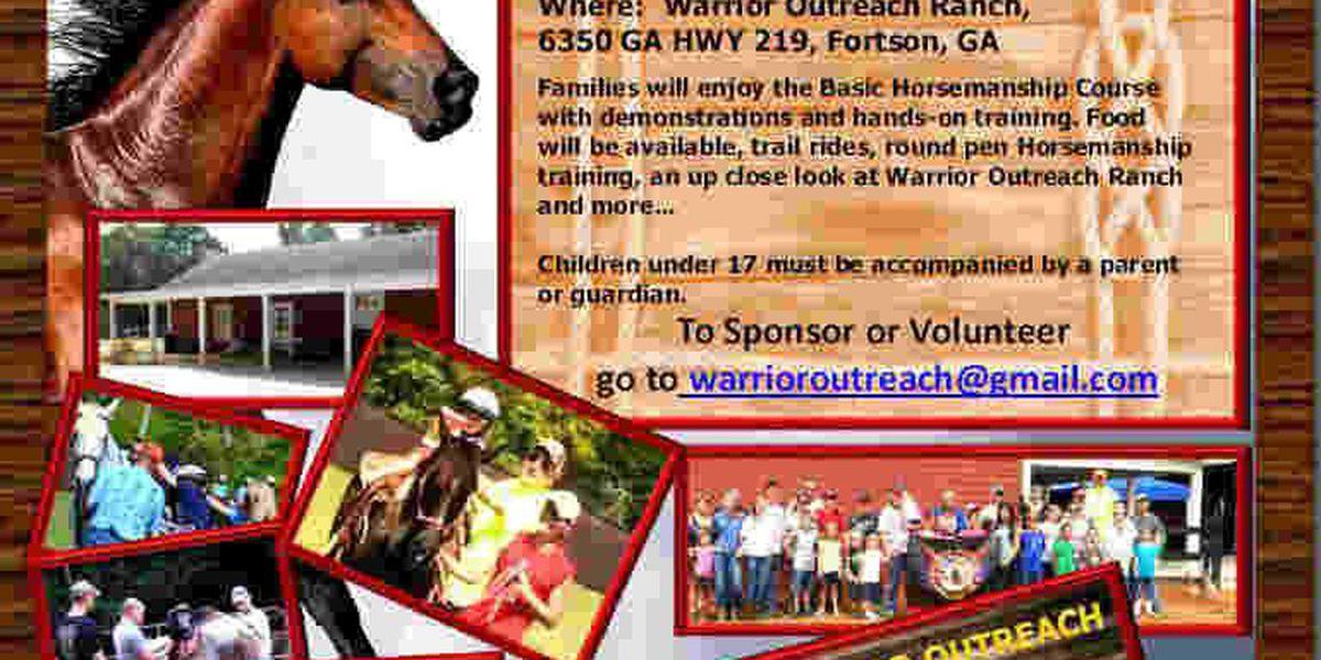 Warrior Outreach reschedules Horsemanship program