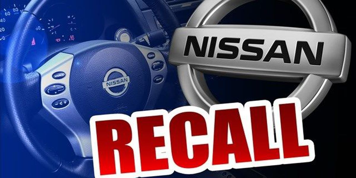 Nissan issues recall on 470K vehicles for fuel leak