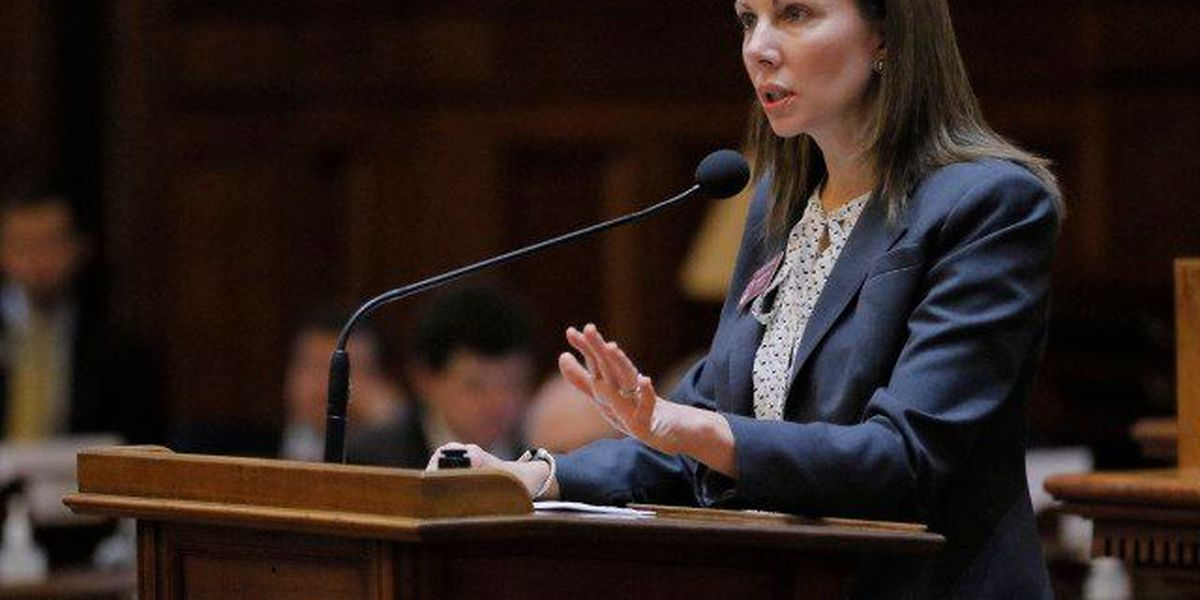 Democratic Rep. Stacey Evans joins 2018 Georgia governor's race