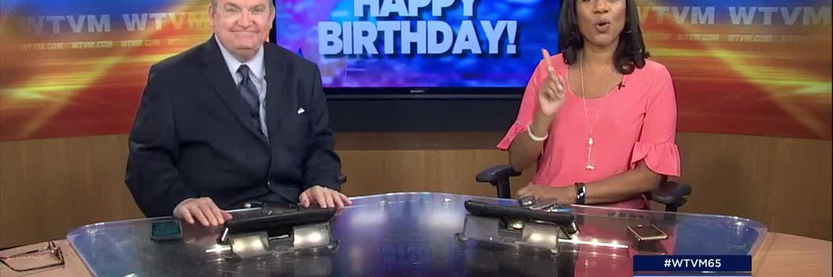 WTVM Birthday Club 8/27/2019