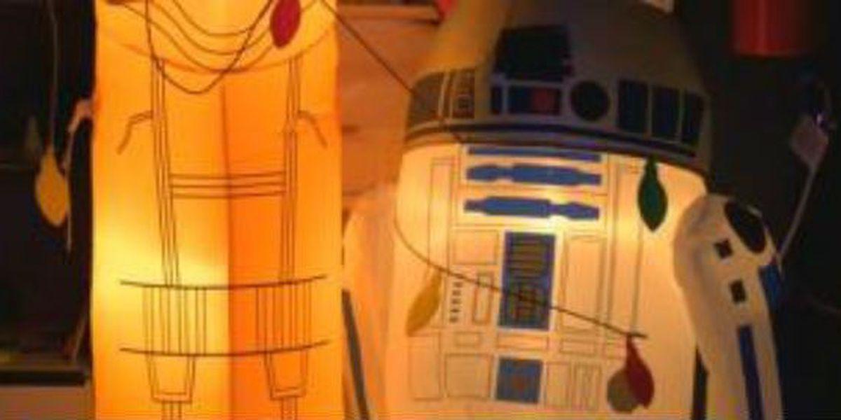 New Columbus startup business screens 'Star Wars' series