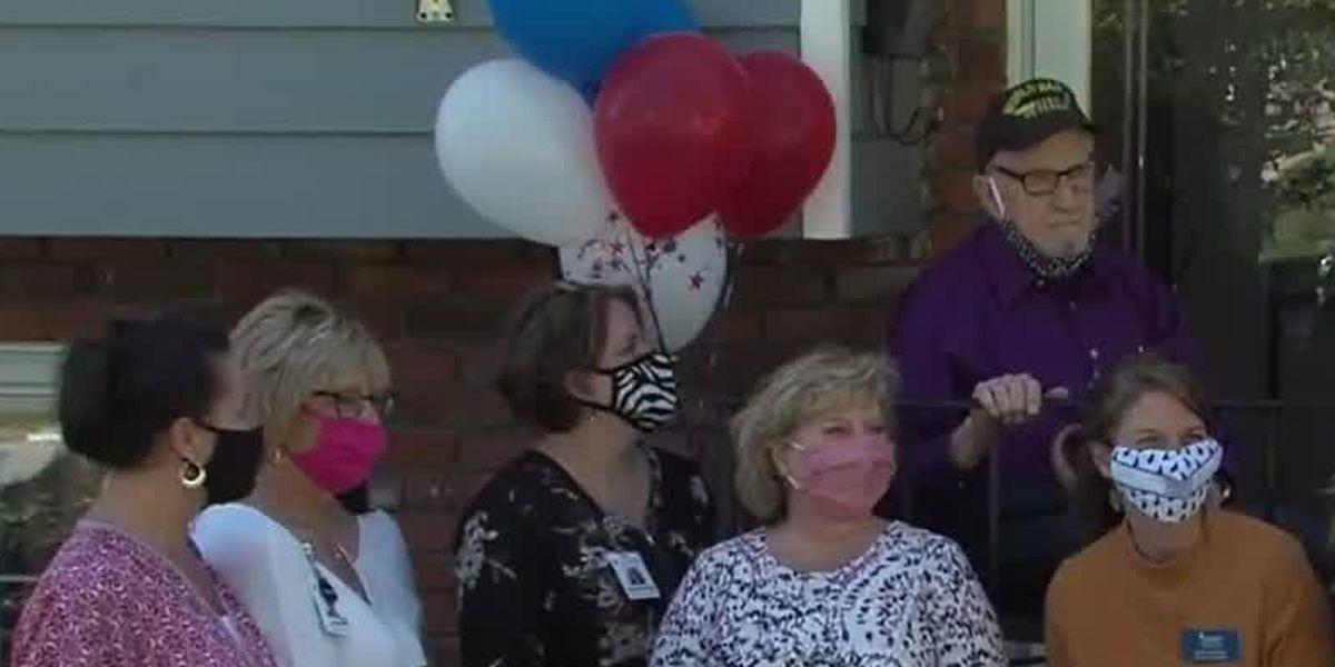Local WWII Veteran celebrates 95th birthday