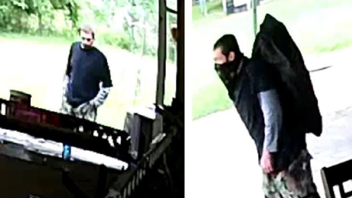Suspects wanted for robbery at residence on Lee Road 270 in Valley, Ala.