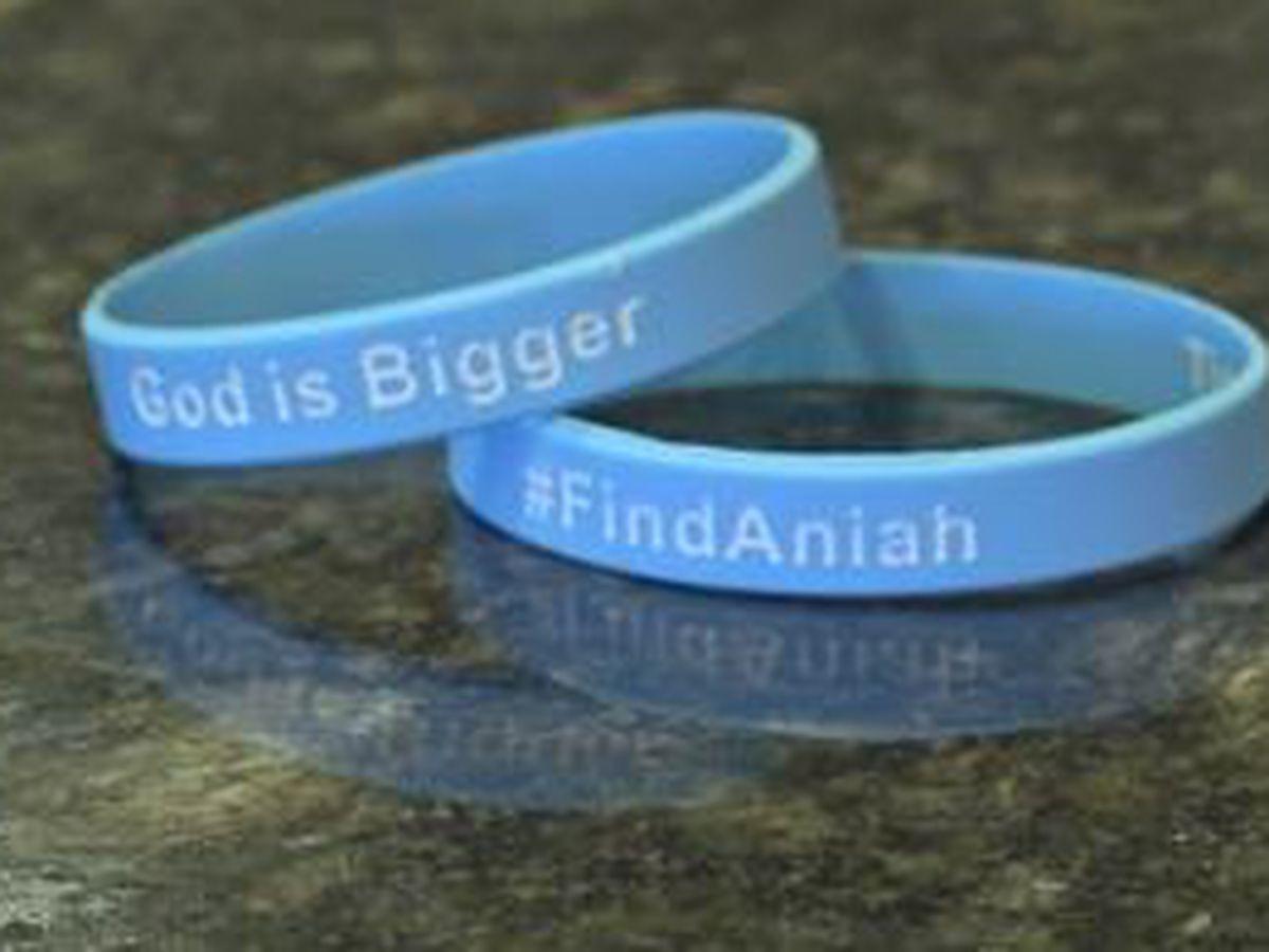 'Find Aniah' bracelets available in Auburn Nov. 20