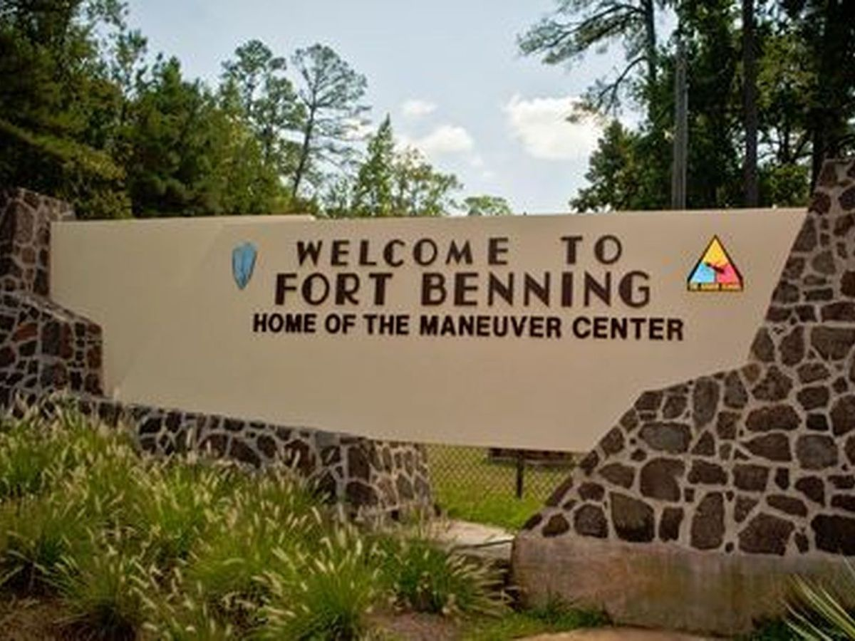 "Ft. Benning's 'Stone Gate"" to close on Benning Road for organized activities"