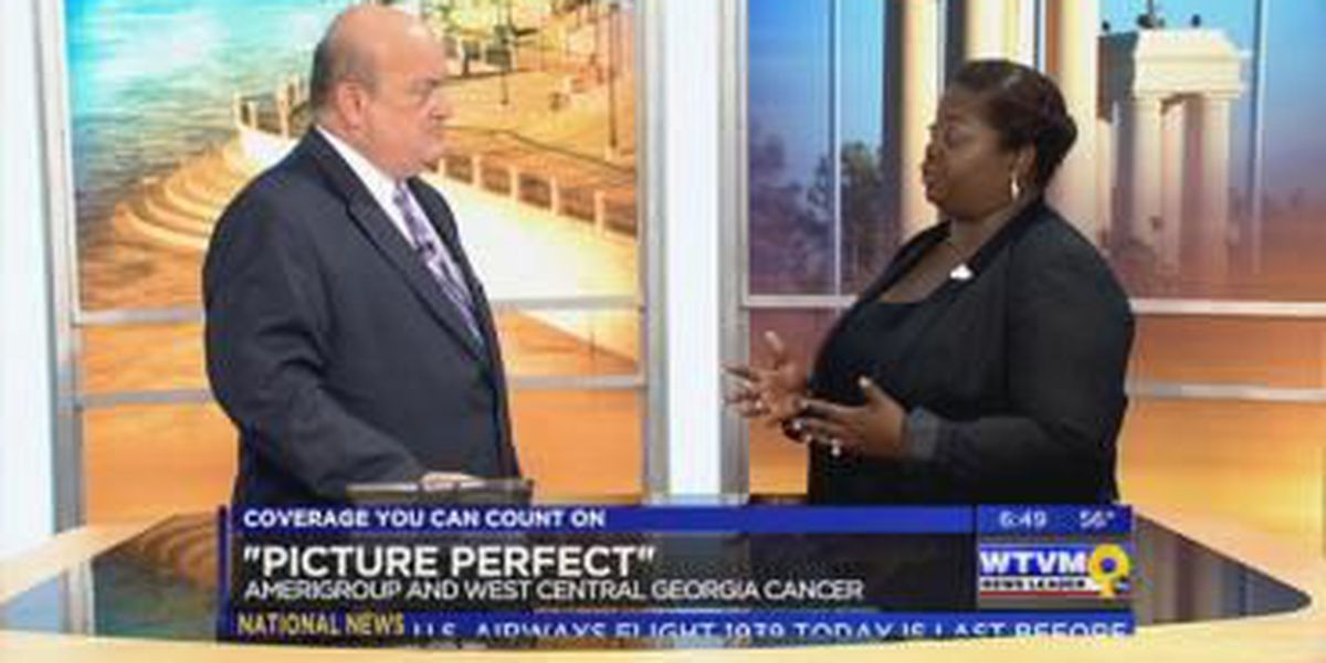 SEGMENT: West Central GA Cancer Coalition, Amerigroup to host 'Picture Perfect' event