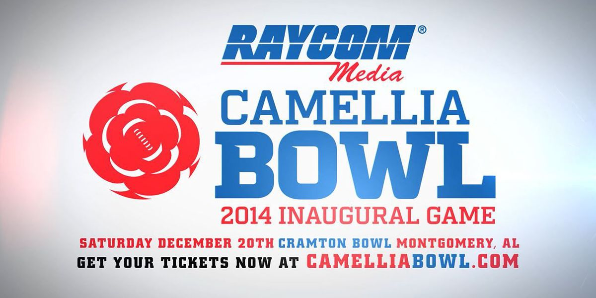 Inaugural Raycom Media Camellia Bowl airs Dec. 20