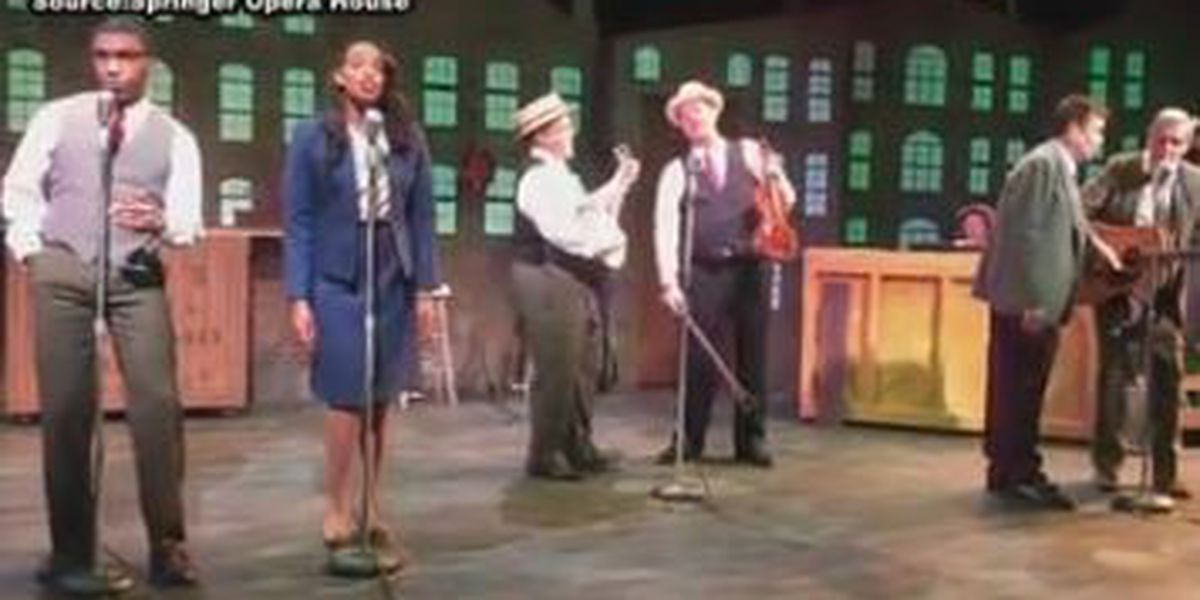 Stage production 'Kudzu The Musical' premieres at the Springer Opera House in Columbus