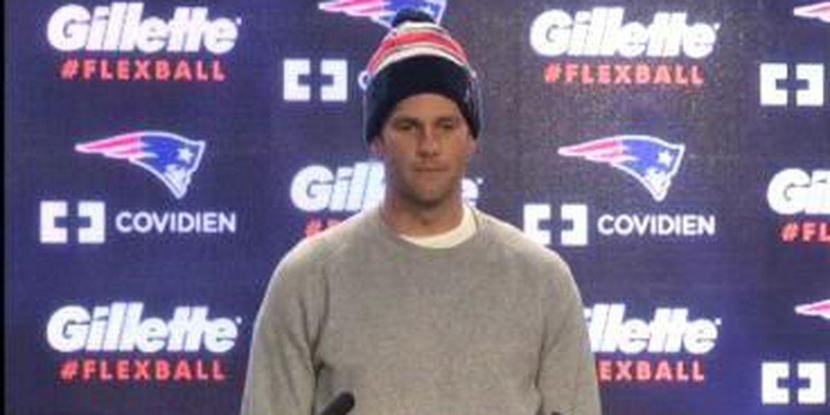 WATCH: Pats QB Brady: No one deflated balls 'as far as I know'