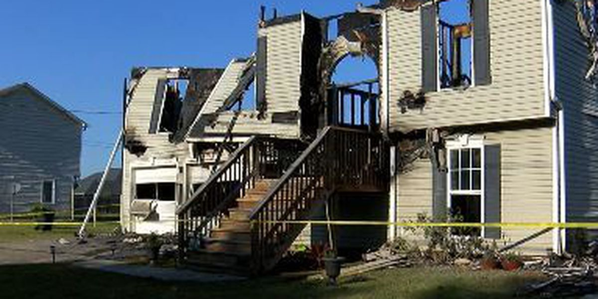 Fire destroys home in Phenix City; family mourns the loss of 5 family pets