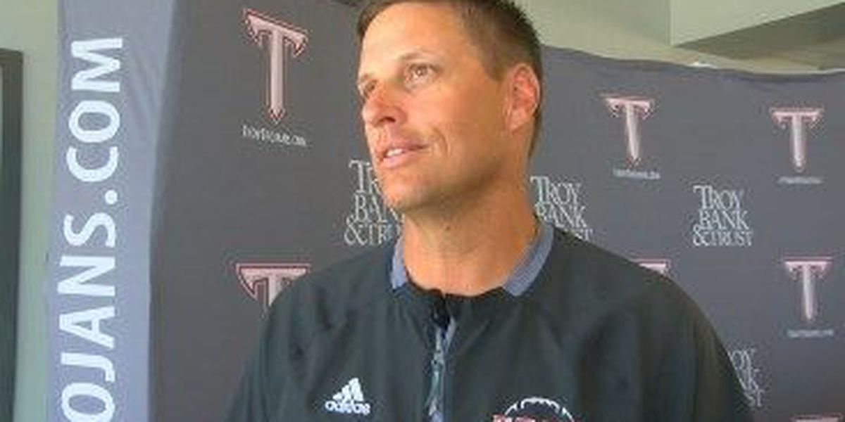 Brian Blackmon joins Troy as tight-end coach