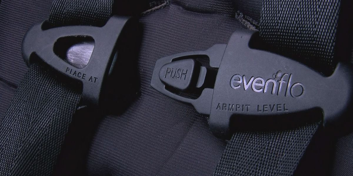 Law enforcement, Amerigroup partnering for car seat giveaway
