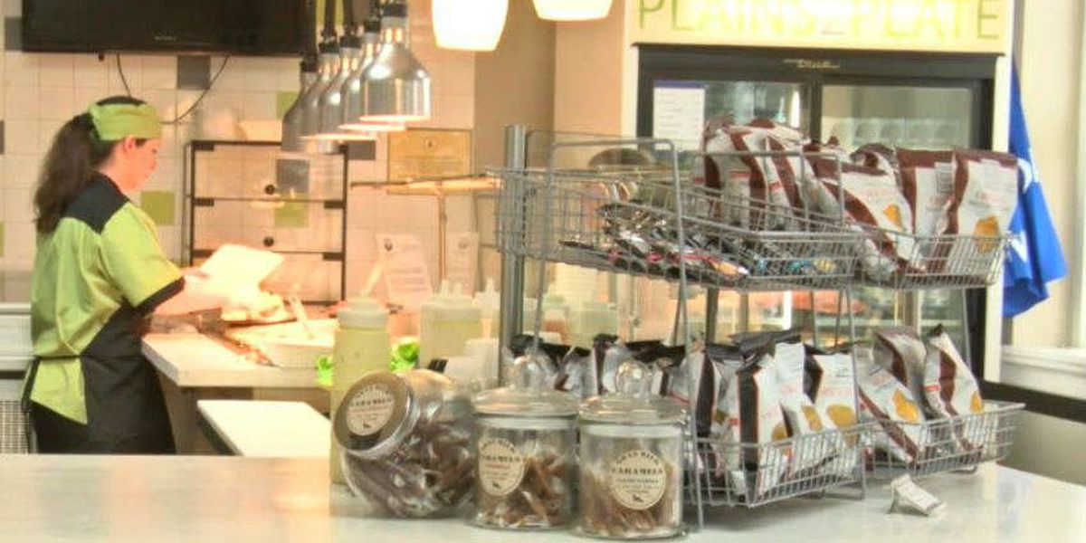 AU introduces first gluten free option on a college campus
