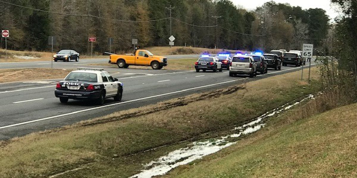 UPDATE: Two killed in major traffic accident on Macon Rd. and Jenkins Rd.