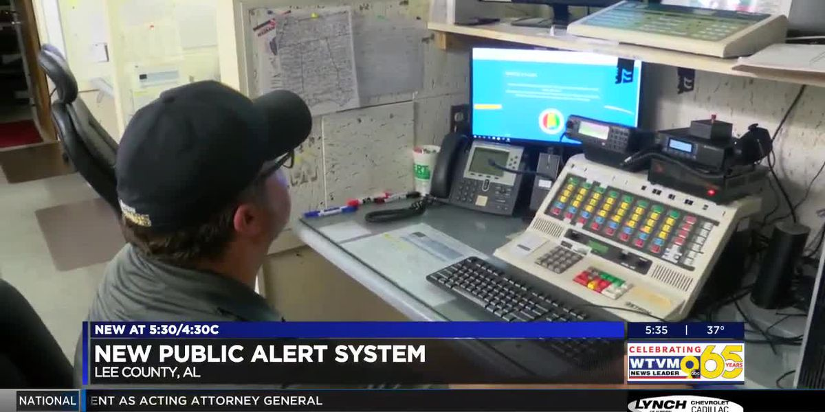 Lee County EMA increasing public safety notifications