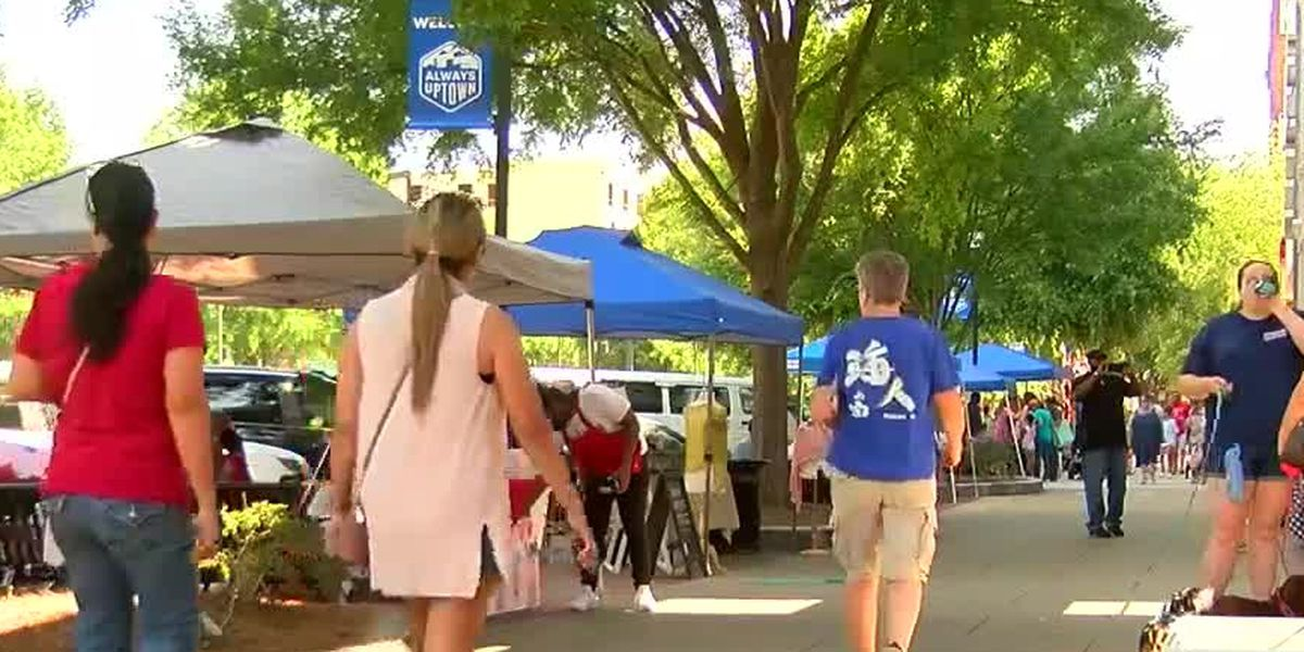 Market Days on Broadway in Columbus returns for 2021 season