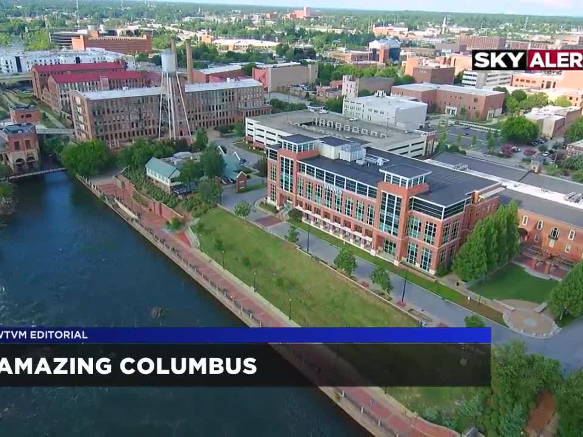 WTVM Editorial 9/19/18: Amazing Columbus
