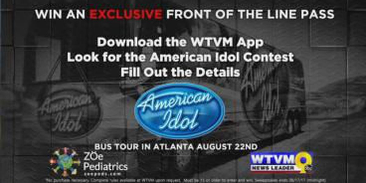 Win the chance to skip American Idol's audition line in Atlanta