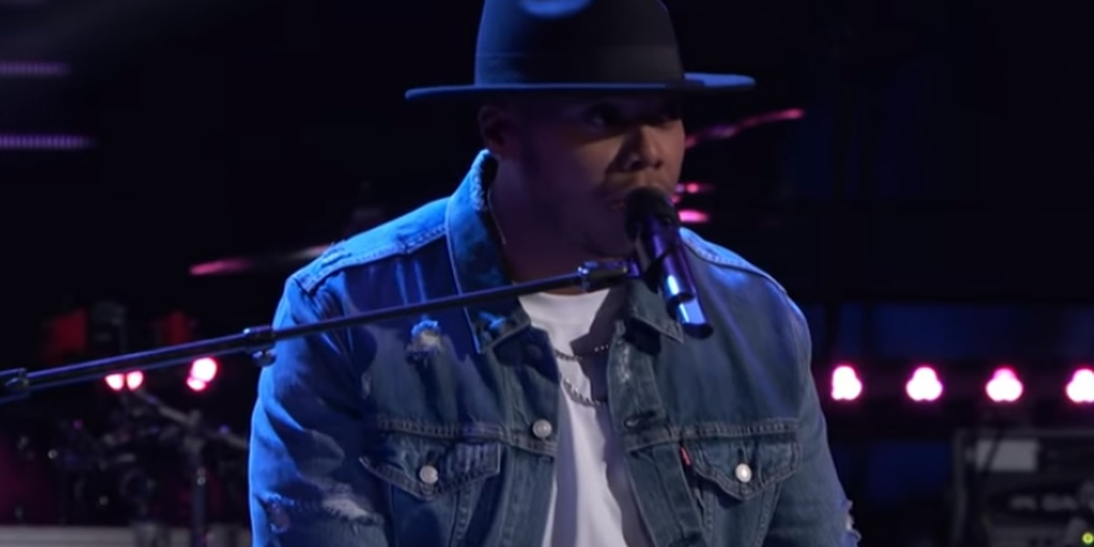 Columbus musician performs James Brown classic on The Voice and wows judges
