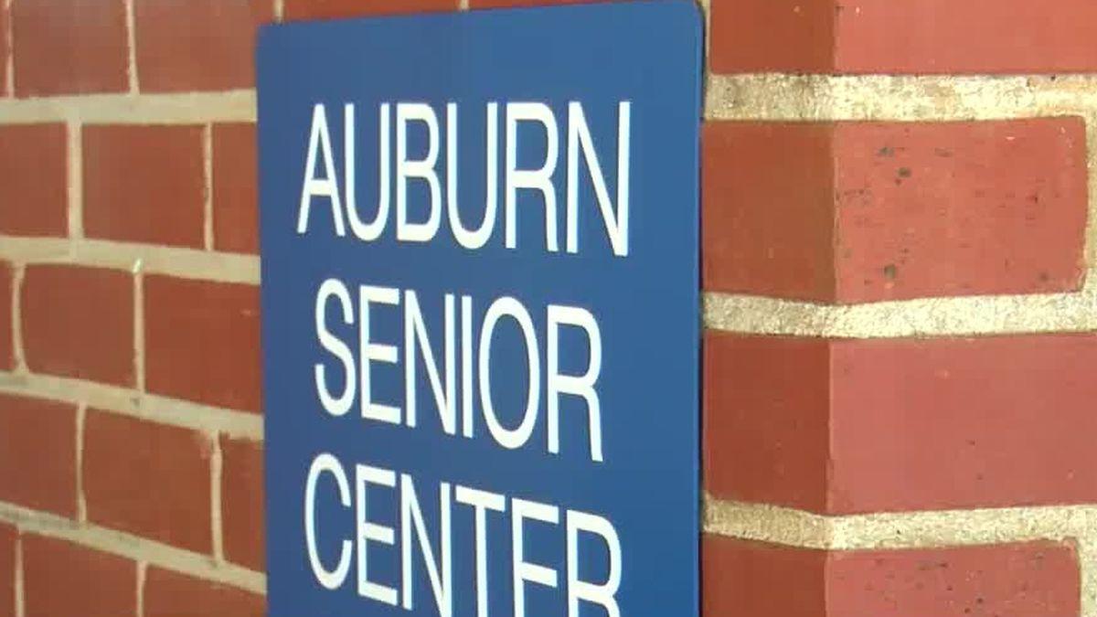 Auburn Senior Center re-opens after pandemic