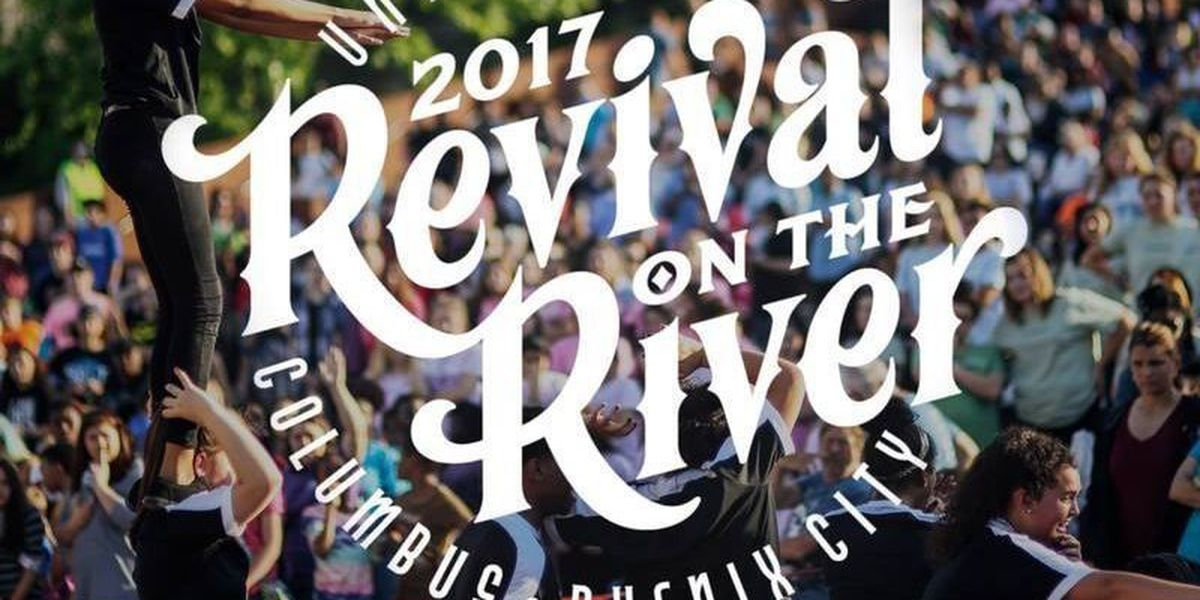 Fourth annual Revival on the River comes to the Chattahoochee Valley