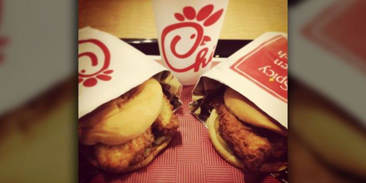 TX Chick-fil-A restaurants opened on Sunday for first responders, tornado victims