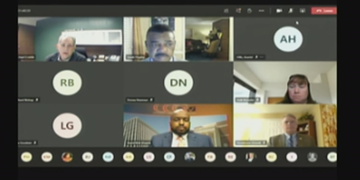 Mayor and city leaders gather virtually for Let's Talk Columbus forum