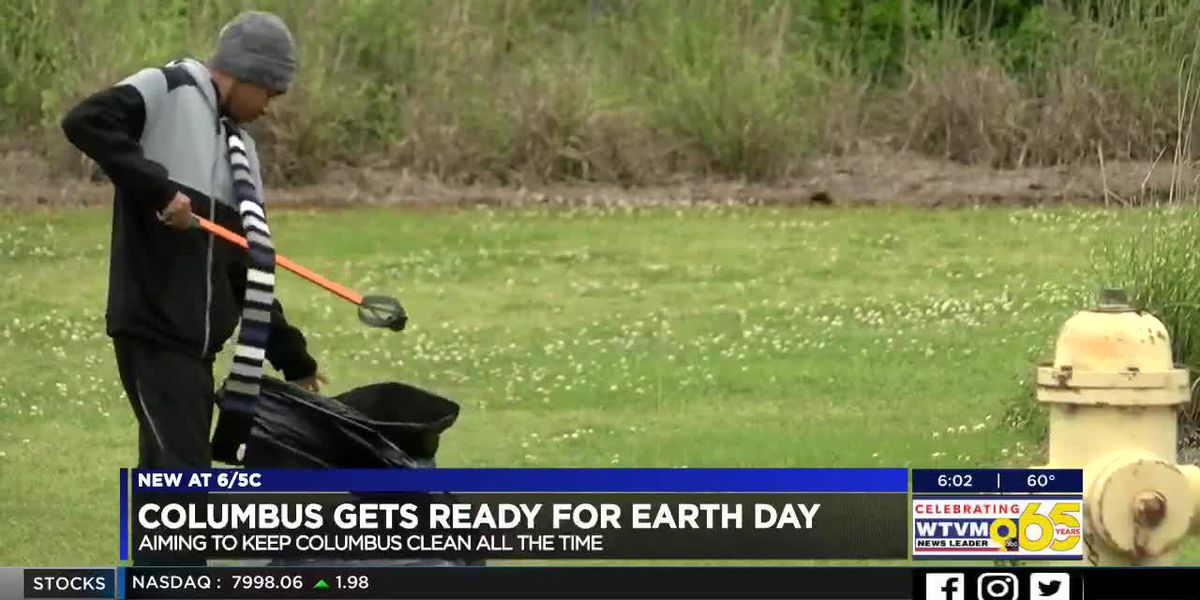 Columbus gears up for Earth Day