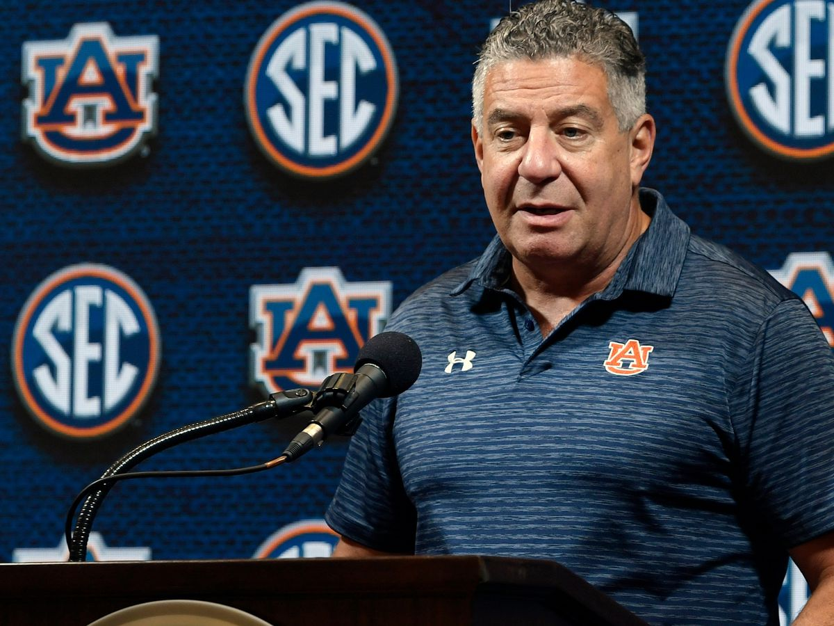#8 Auburn to begin SEC play on the road vs. Mississippi State