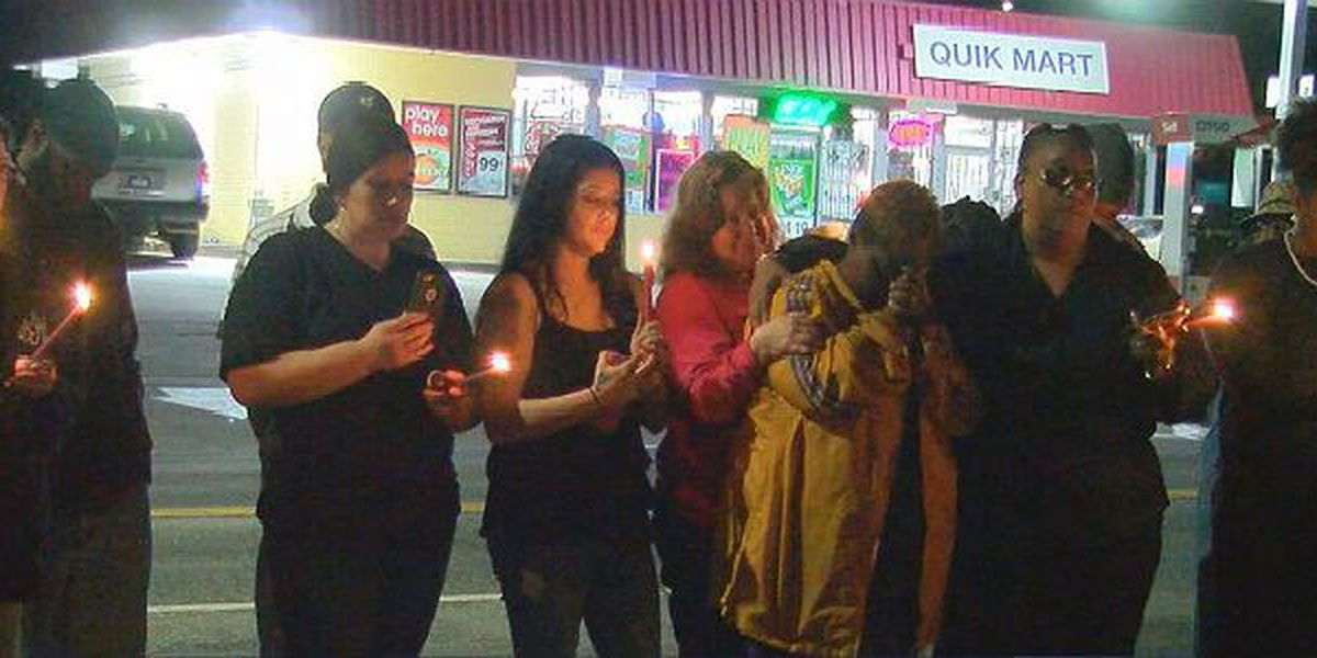 Candlelight vigil held in honor of Columbus fatal hit-and-run victim