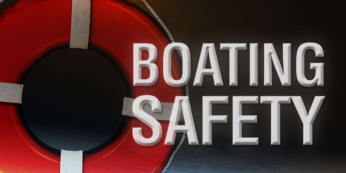 DNR rangers urging boaters to be safe out on the water