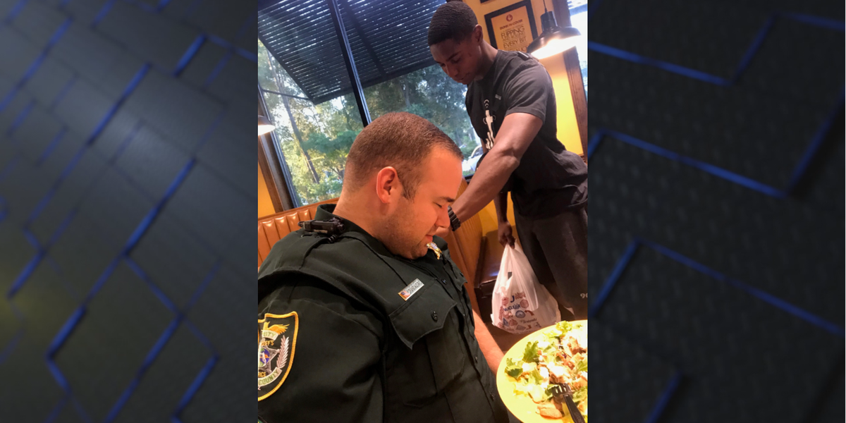 Ga. man pictured in viral photo praying over Fla. sheriff's deputy