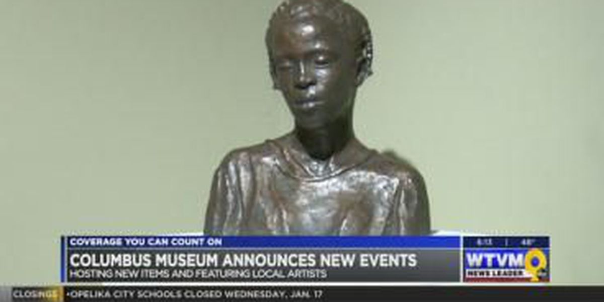 Columbus Museum announces new events, gallery install