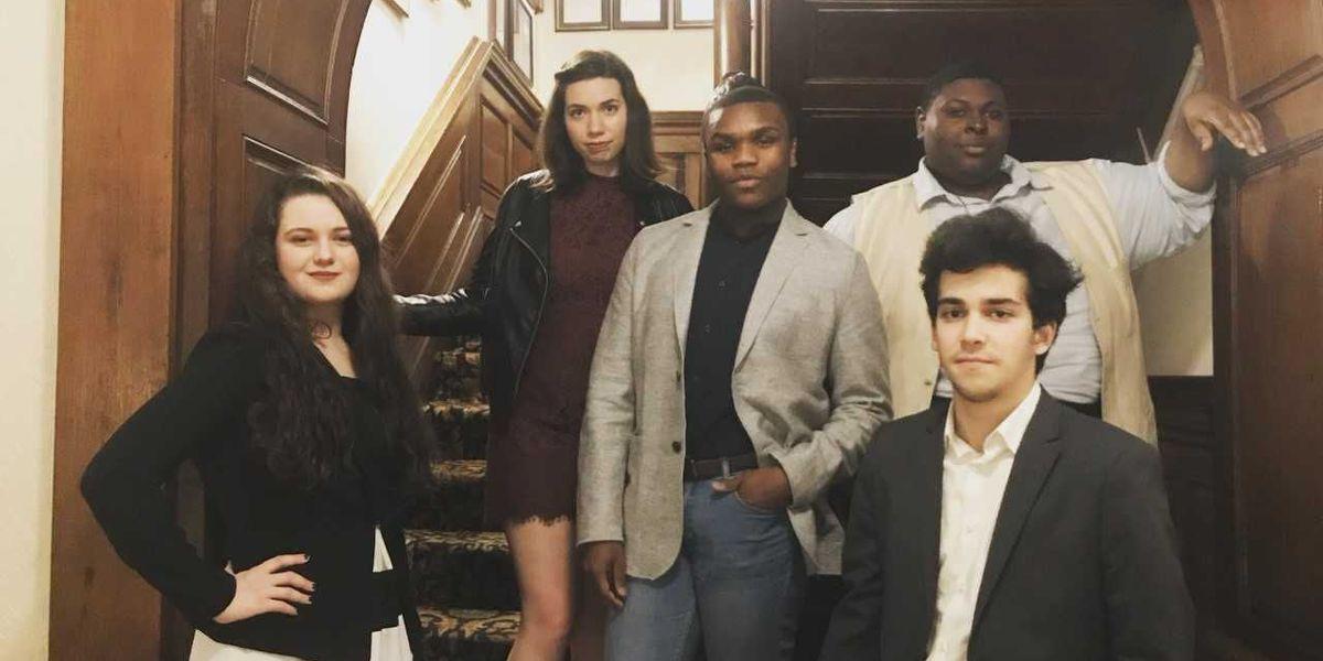 CSU theater student earns rare scholarship to National Fellowship