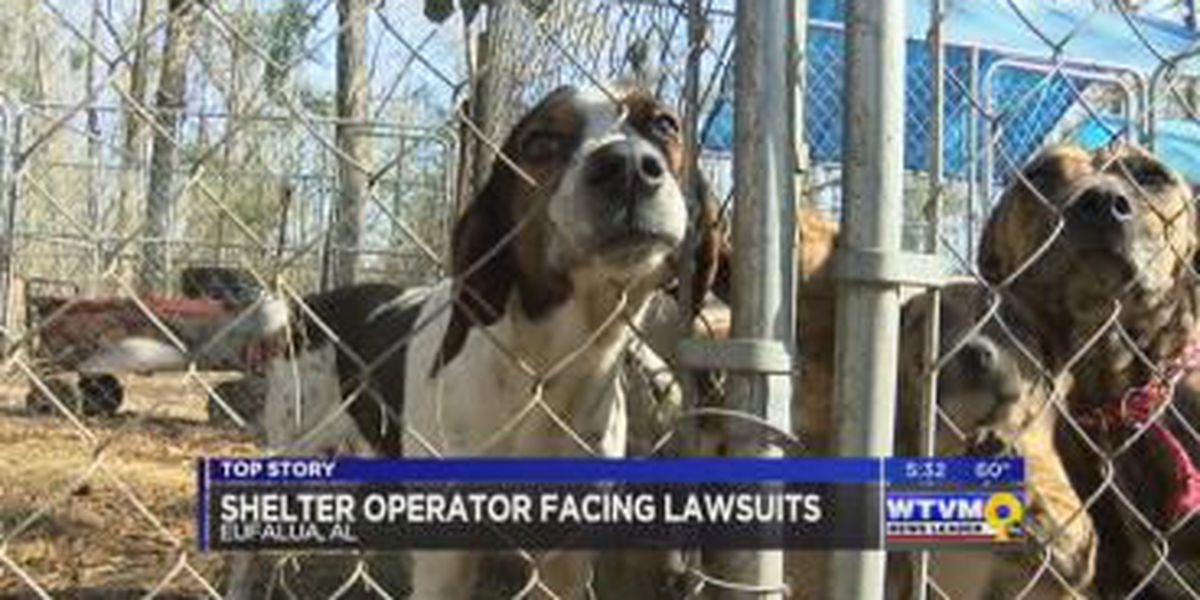 Eufaula animal shelter fights to save lives despite opposition
