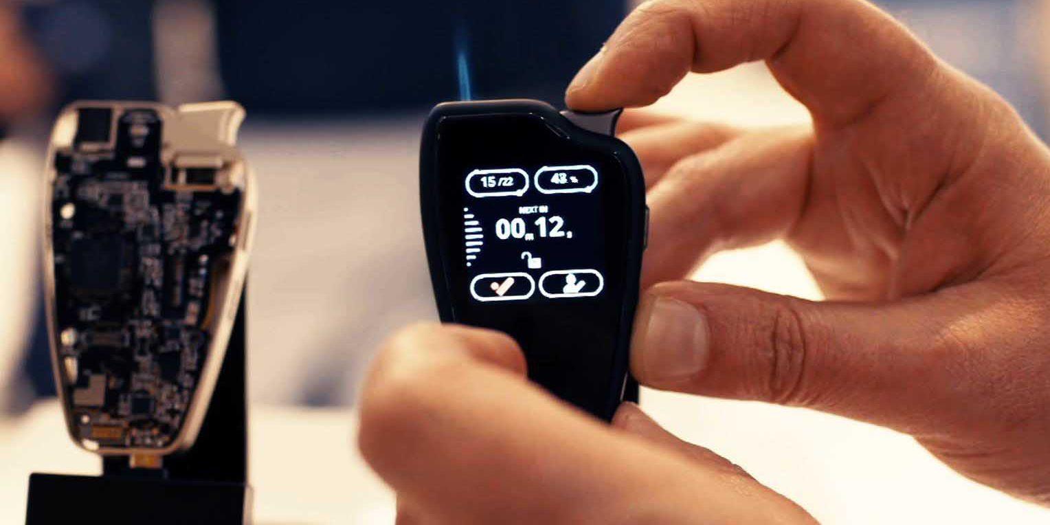 Startup makes smart lighter to help smokers kick habit