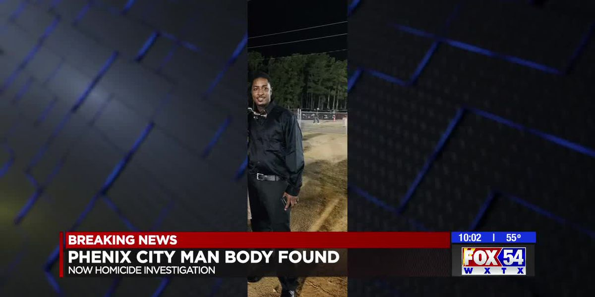 Homicide investigation underway after body found in creek in Hatchechubbee, Ala.