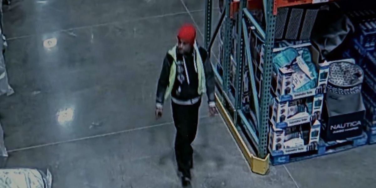 Police: Man hides in Ga. Costco overnight, steals nearly $14K in jewelry