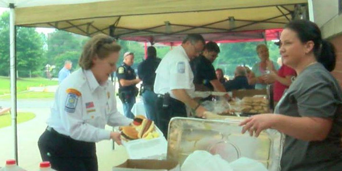 Columbus first responders honored during EMS Appreciation Week